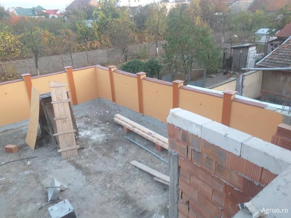 Manopera gard din zidarie4552