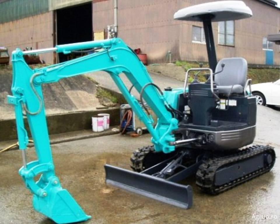 Mini-excavator4919