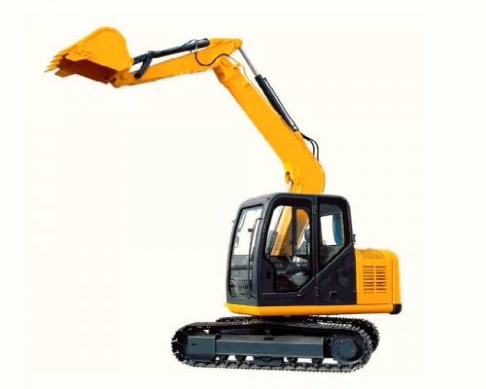Mini-excavator4923