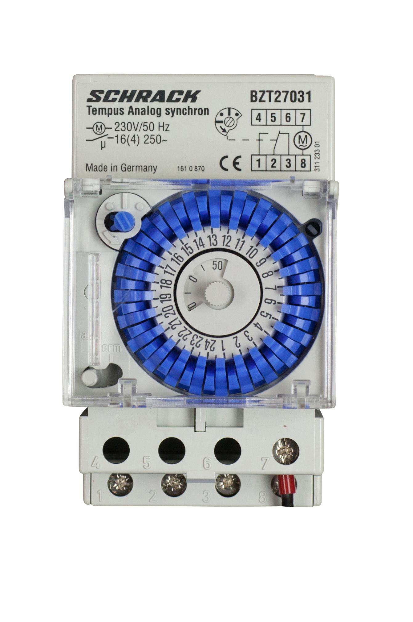 Ceasuri programabile, comutatoare crepusculare17112