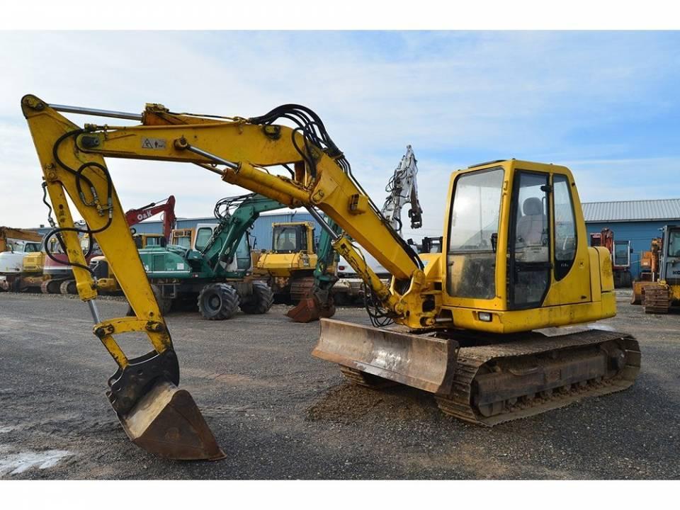 Mini-excavator5098