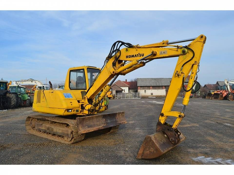 Mini-excavator5101