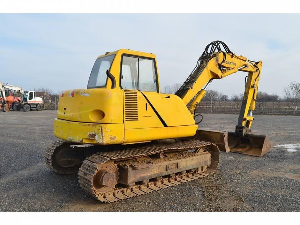 Mini-excavator5100