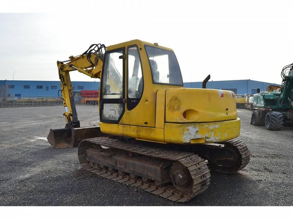 Mini-excavator5099