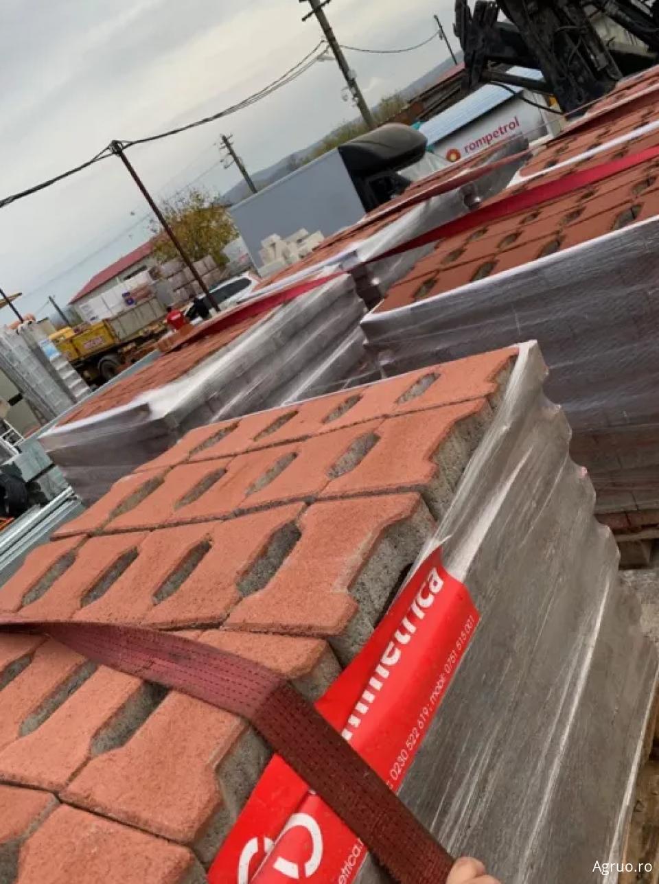 Pavele din beton5289