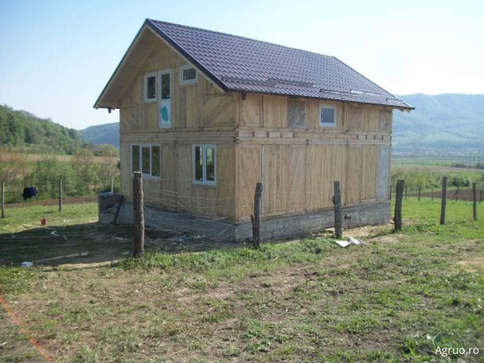 Casa din lemn5439