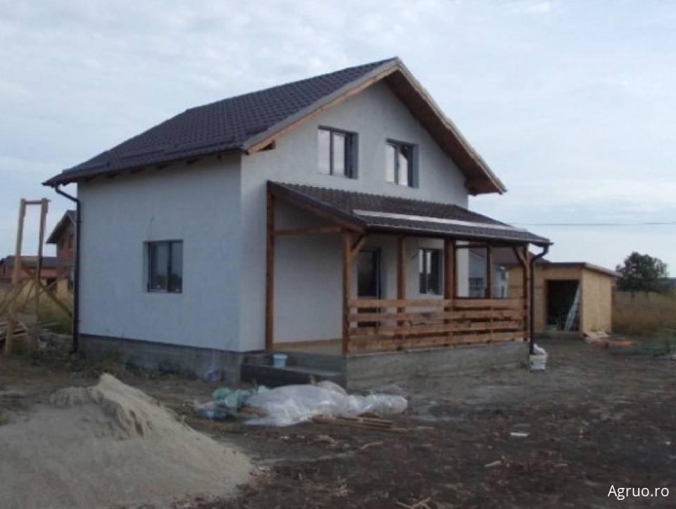Casa din lemn5443