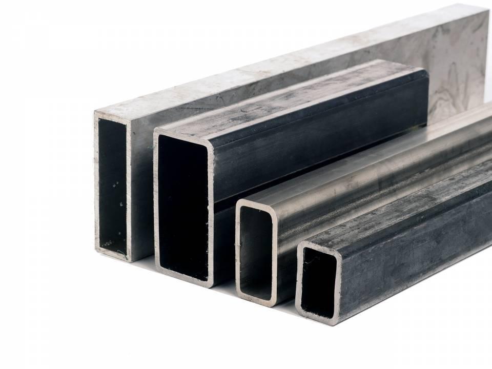 Teava rectangulara zincata5645