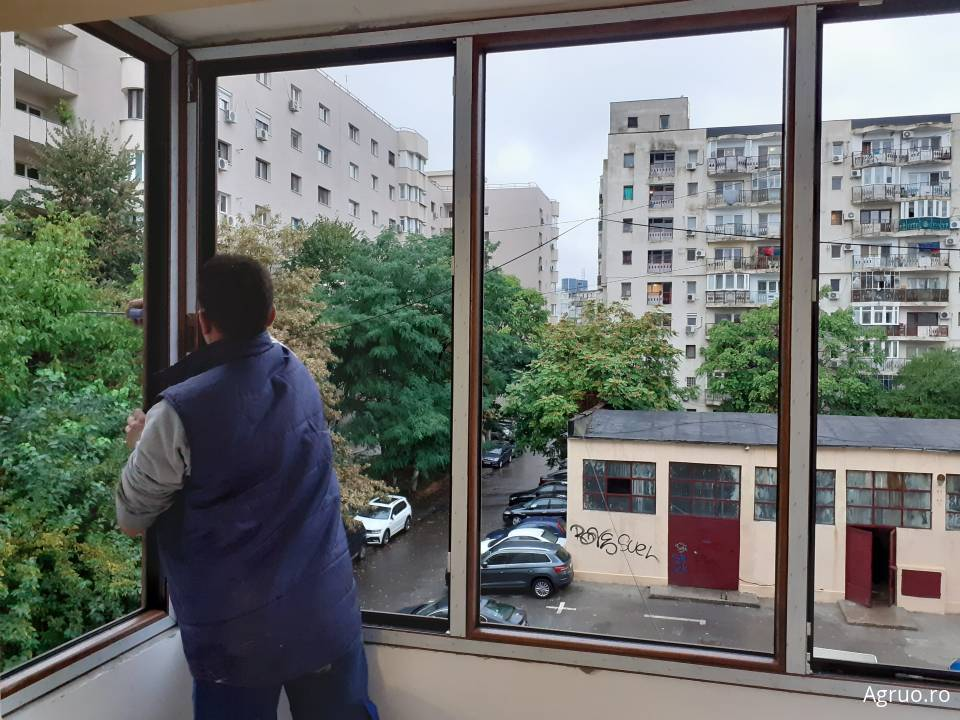 Montaj ferestre din PVC1253