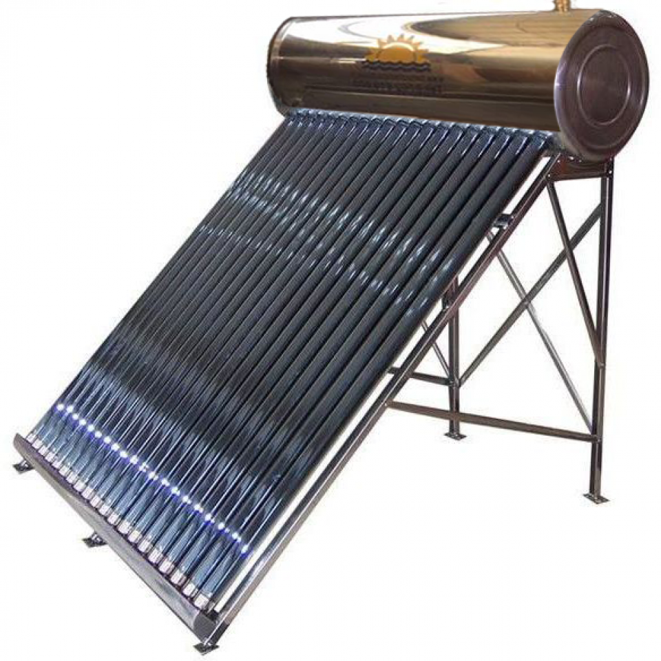 Panouri solare presurizate din INOX5984