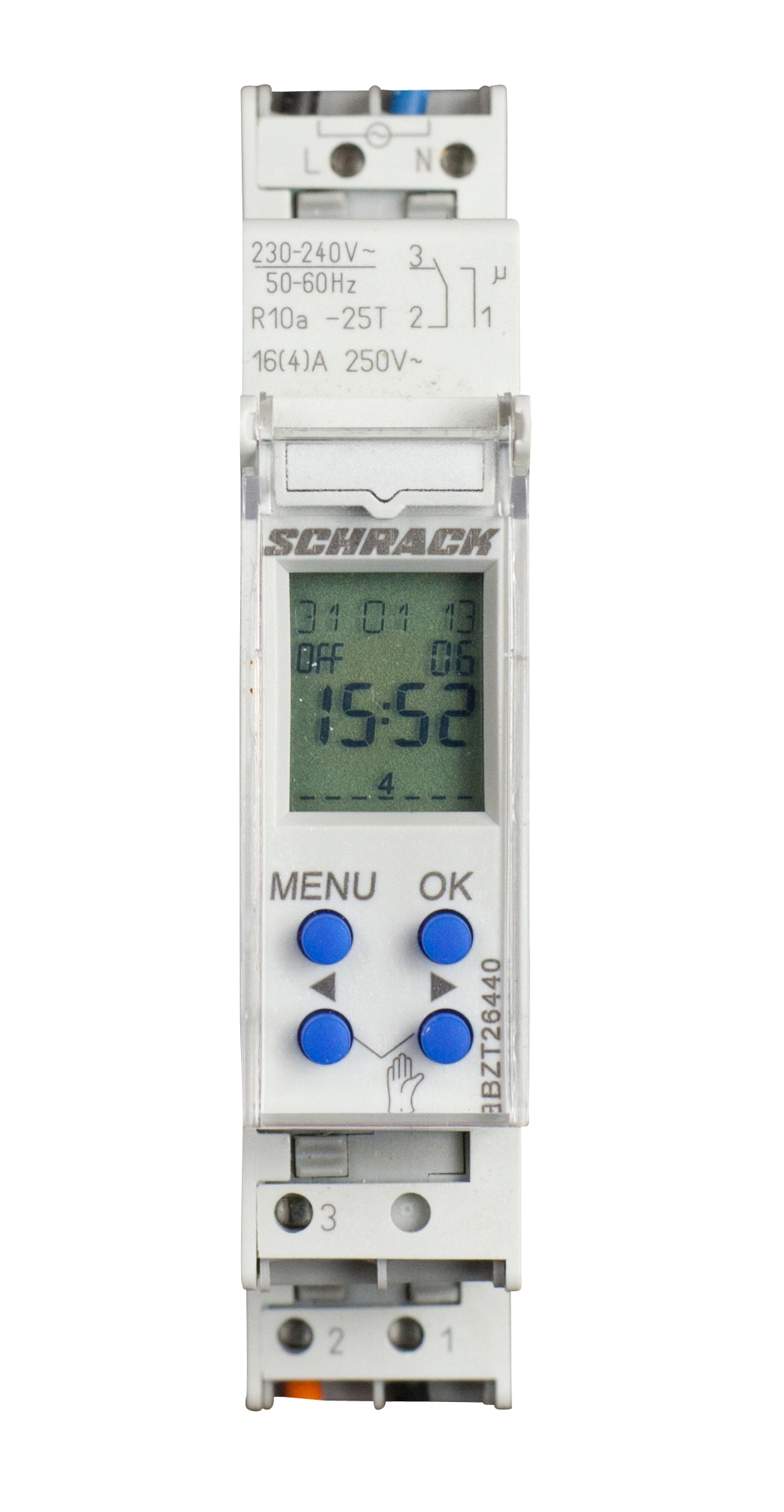 Ceasuri programabile, comutatoare crepusculare23047