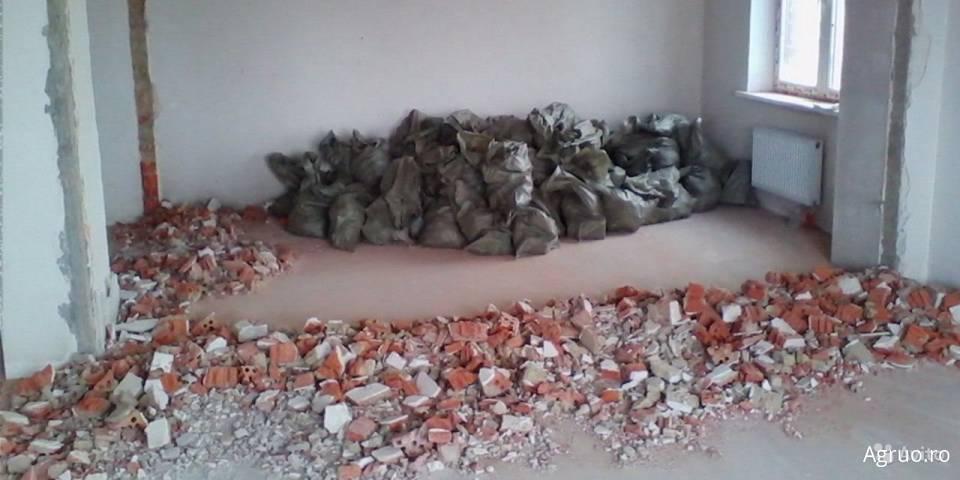 Demolat ziduri, fundatii, placi beton6193