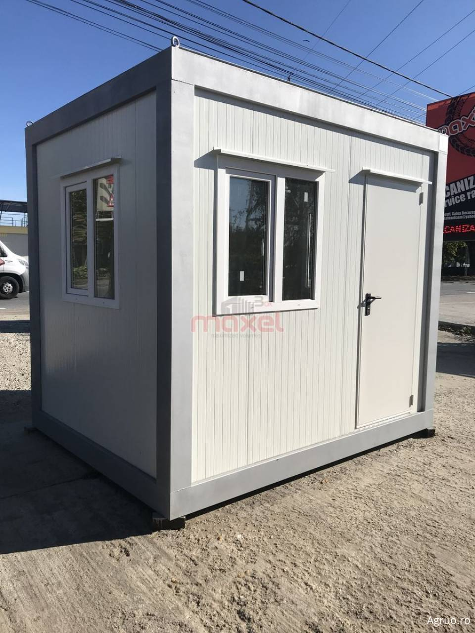 Containere birou/vestiar/dormitor6224