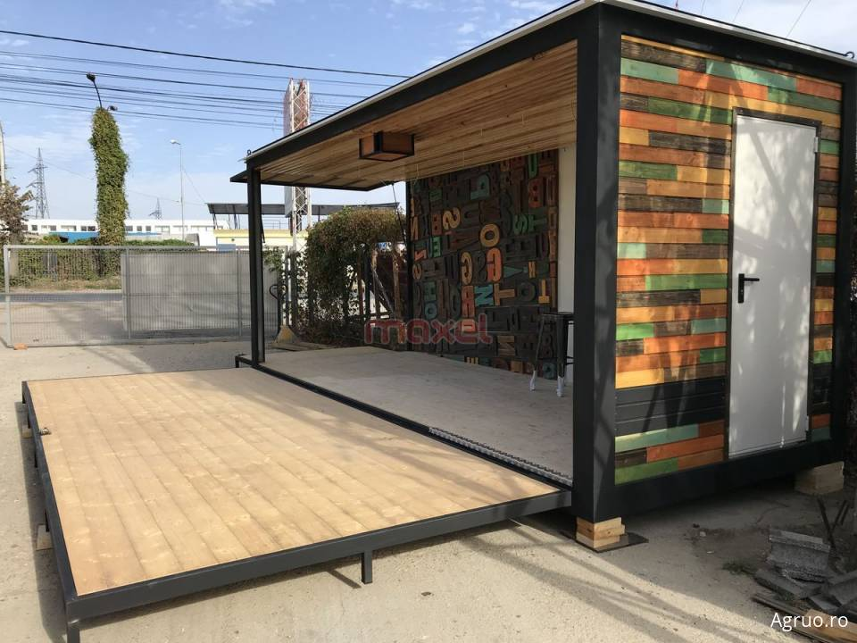 Container comercial fast-food 6252