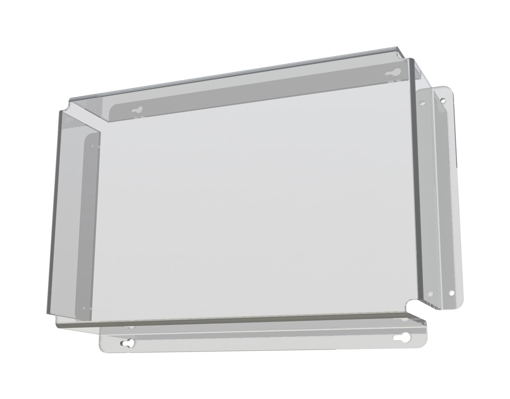 Accesorii de montaj pentru corpuri de iluminat cu pictograme de evacuare25649