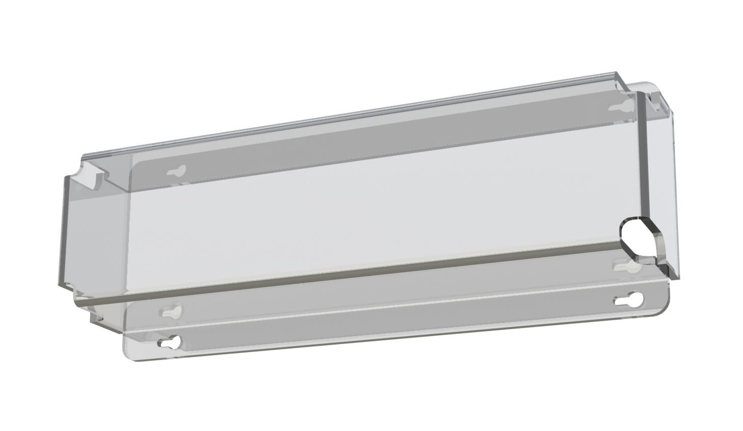 Accesorii de montaj pentru corpuri de iluminat cu pictograme de evacuare25650