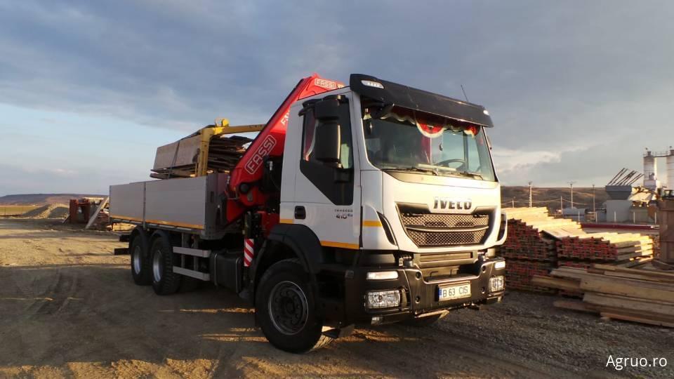 Camion cu automacara6504