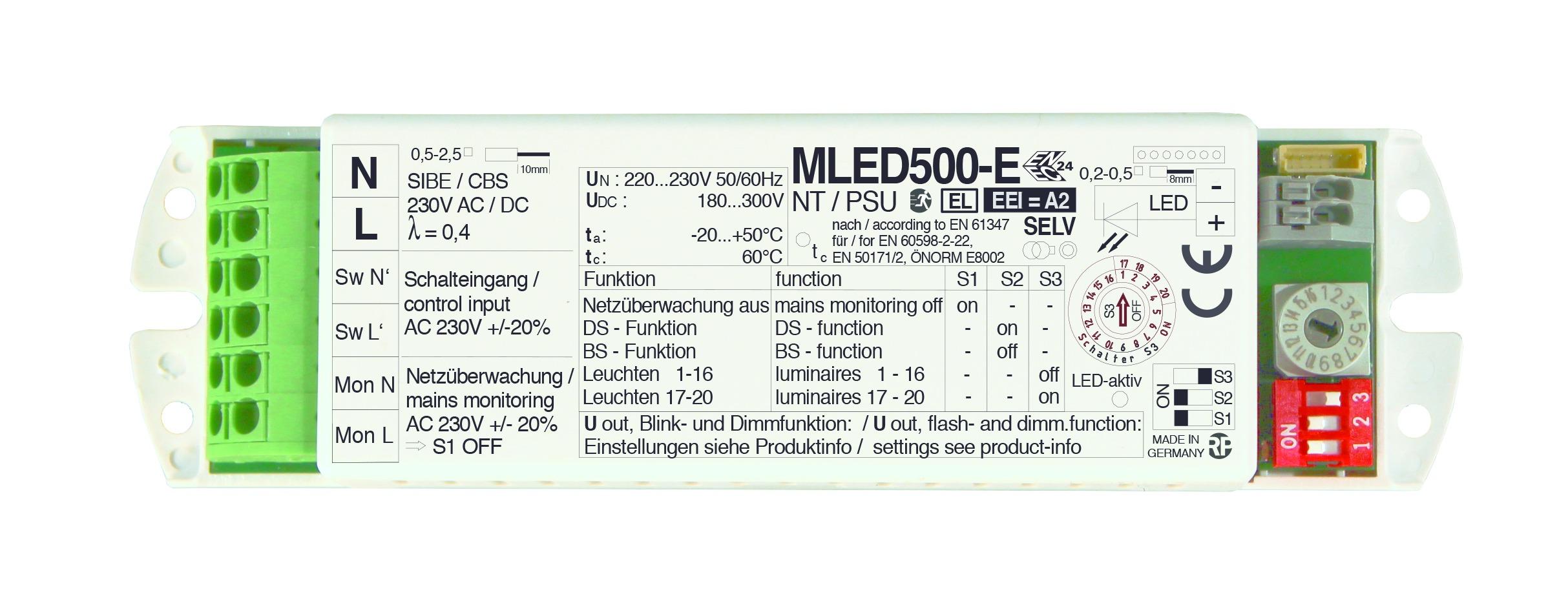 Componente de sistem / EVG / Baterii27213
