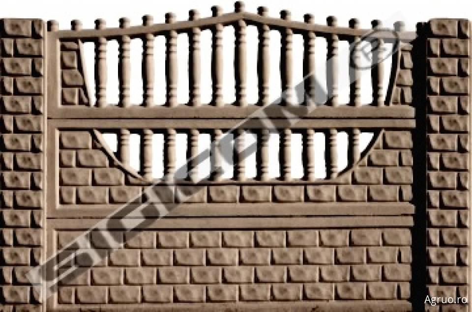 Placa de gard din beton6570