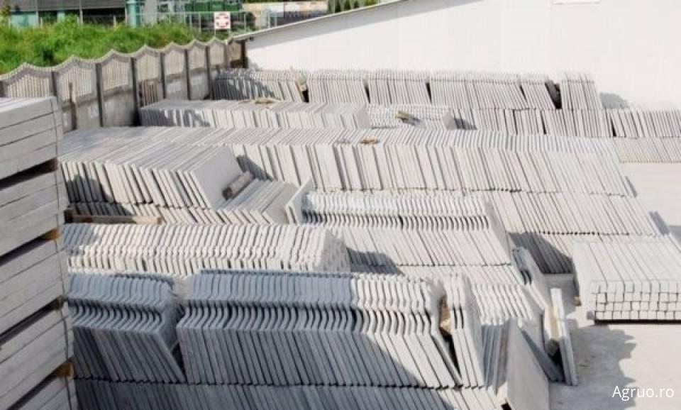 Stalpi simpli din beton cu armatura metalica6582