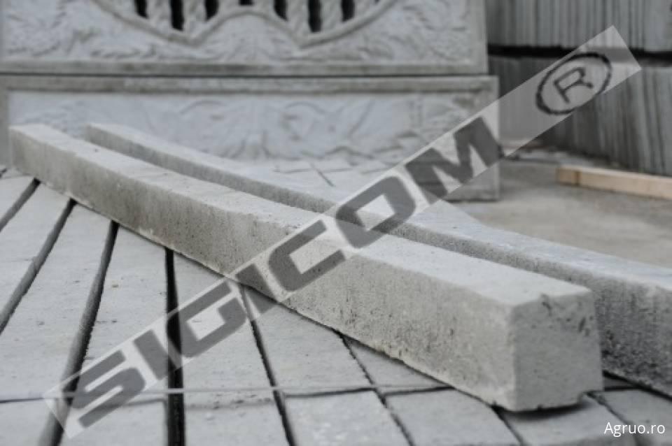 Stalpi cu model din beton cu armatura metalica6587