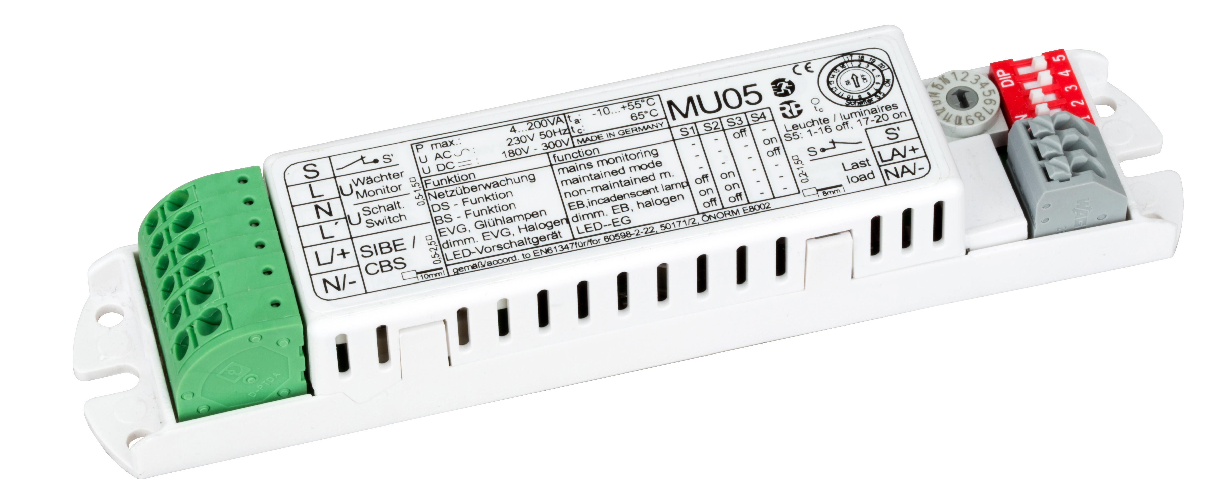 Componente de sistem / EVG / Baterii27323