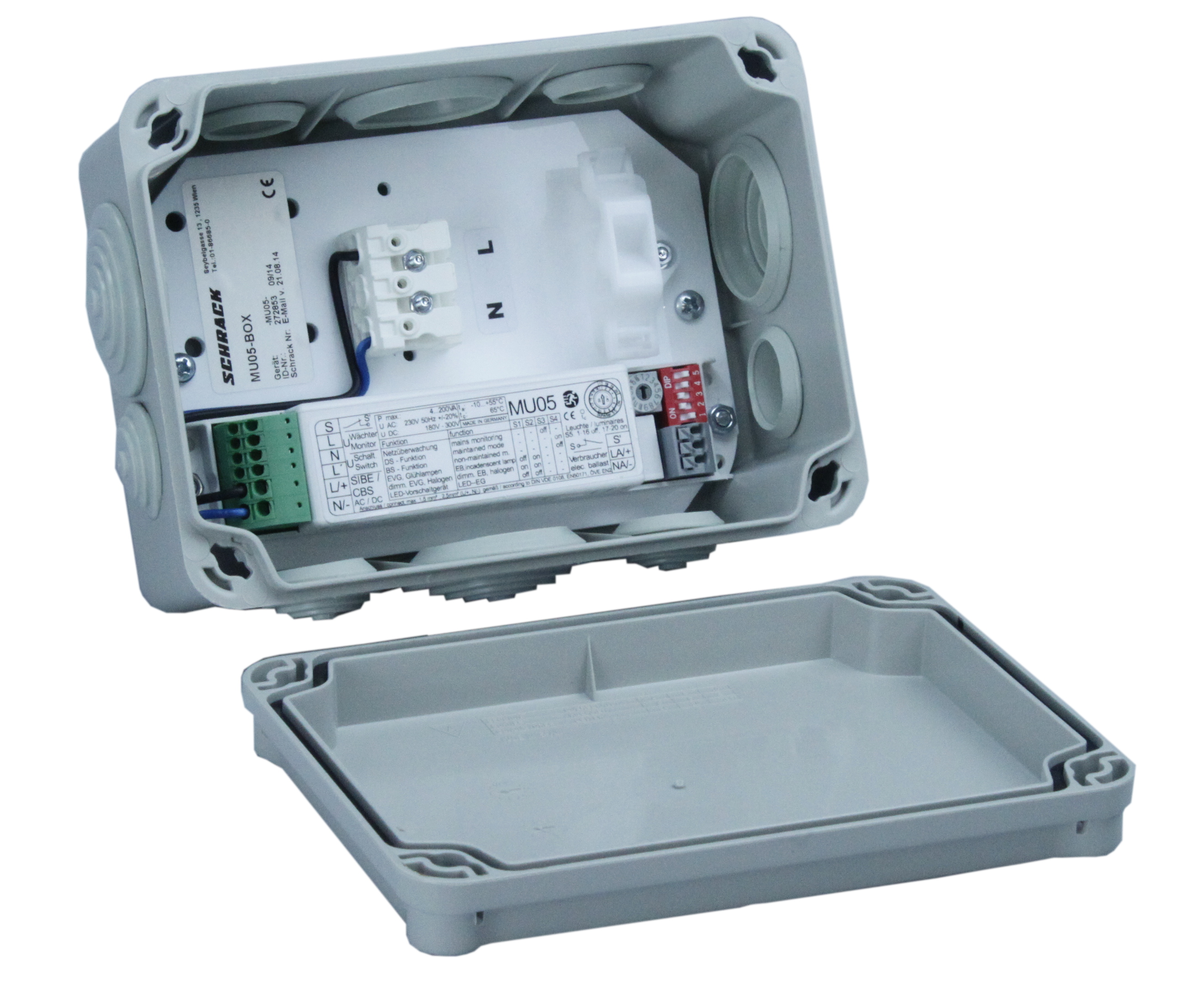 Componente de sistem / EVG / Baterii27327