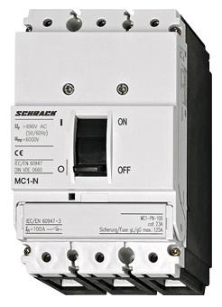 Comutatoare de sarcina MC cu montaj fix28006