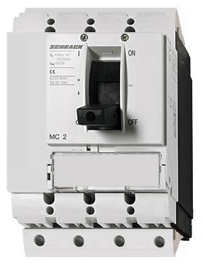 Comutatoare de sarcina MC, in executie plug-in si debrosabile28566