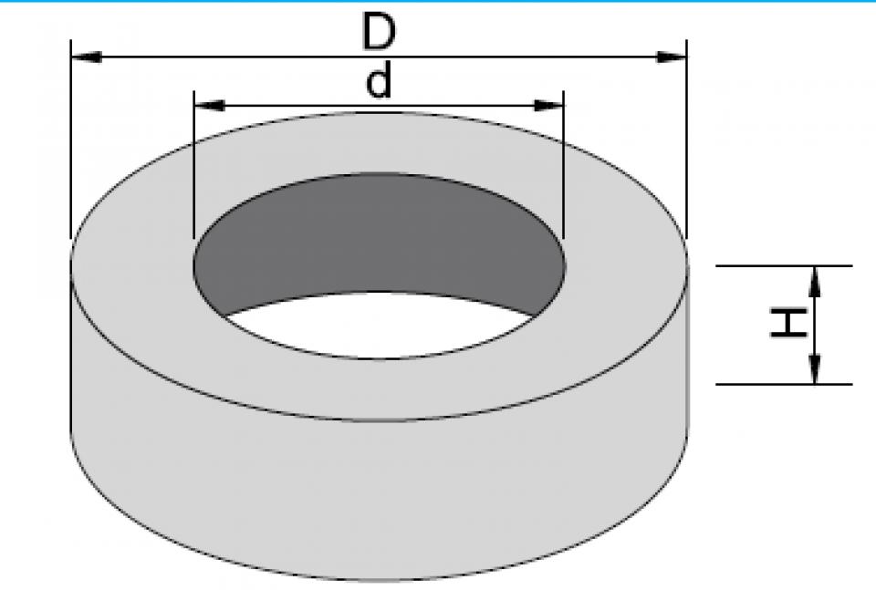 Placă pentru cămine PCC D127/62/20 capac 6784