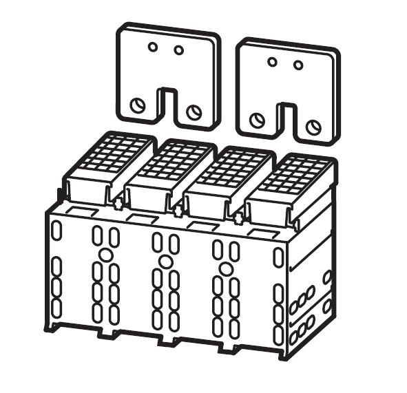 Comutatoare de sarcina MC, 1000Vcc, montaj fix29516