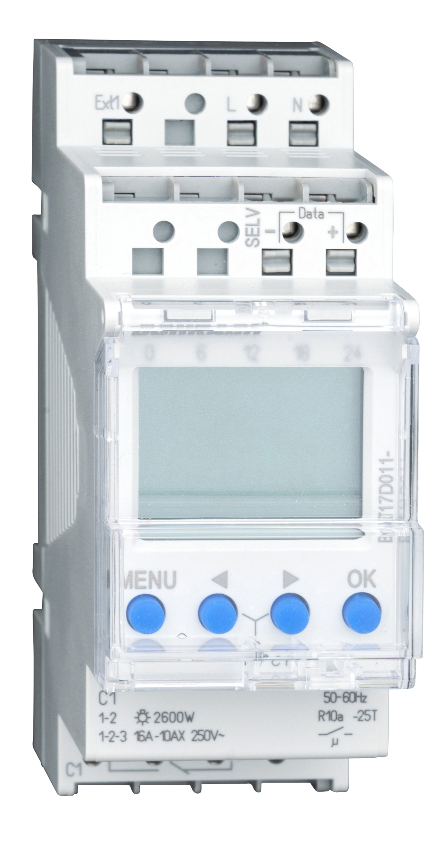 Ceasuri programabile, comutatoare crepusculare29555