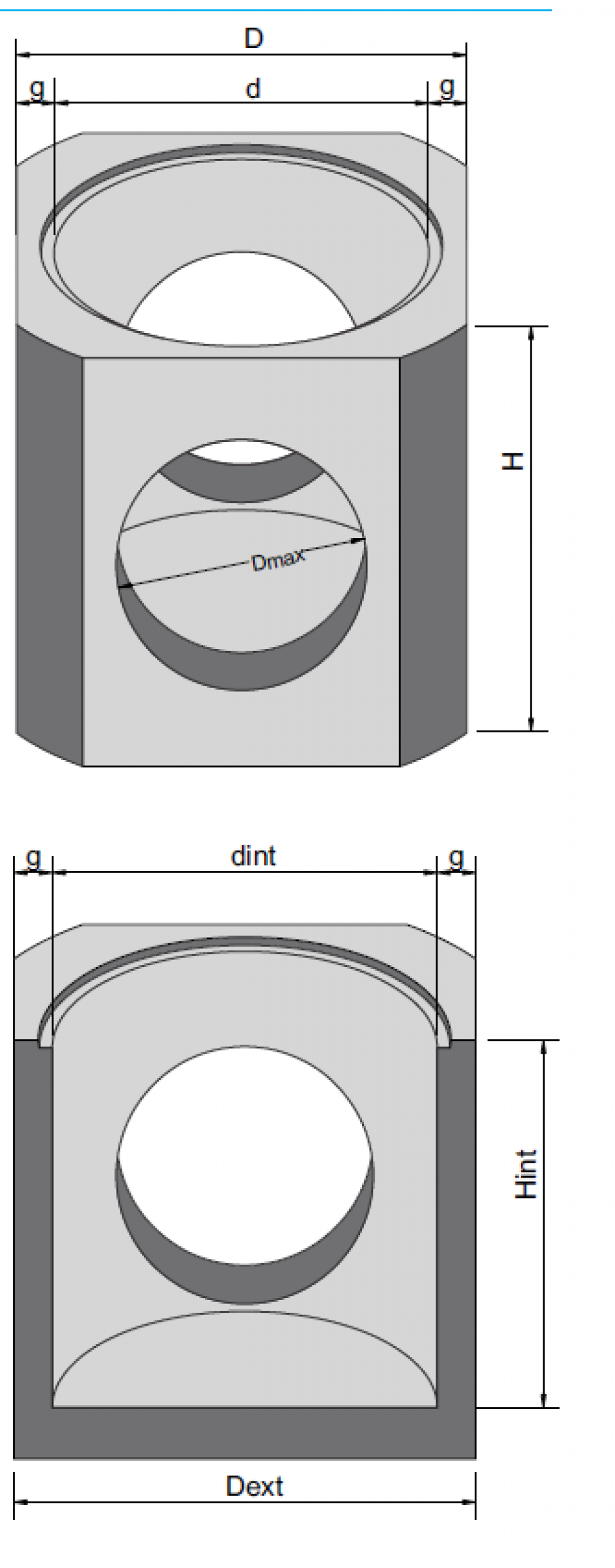 Radier pentru cămine CR 120/125/15-30 6819