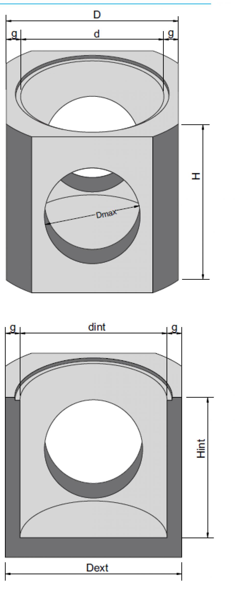 Radier pentru cămine CRJ 150/140/15-356822