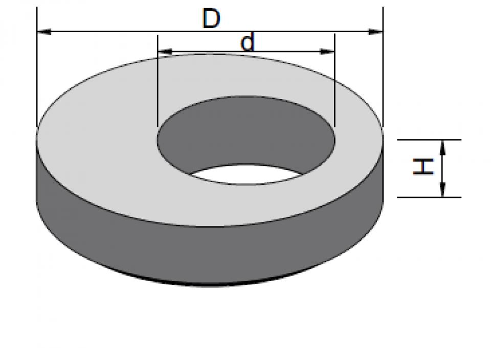Placă pentru cămine PCC D138/80/20 capac 6830