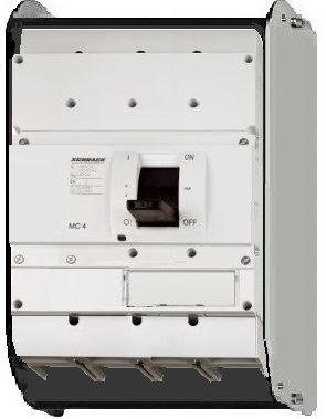 Comutatoare de sarcina MC, in executie plug-in si debrosabile29916