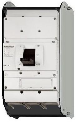 Comutatoare de sarcina MC, in executie plug-in si debrosabile30015