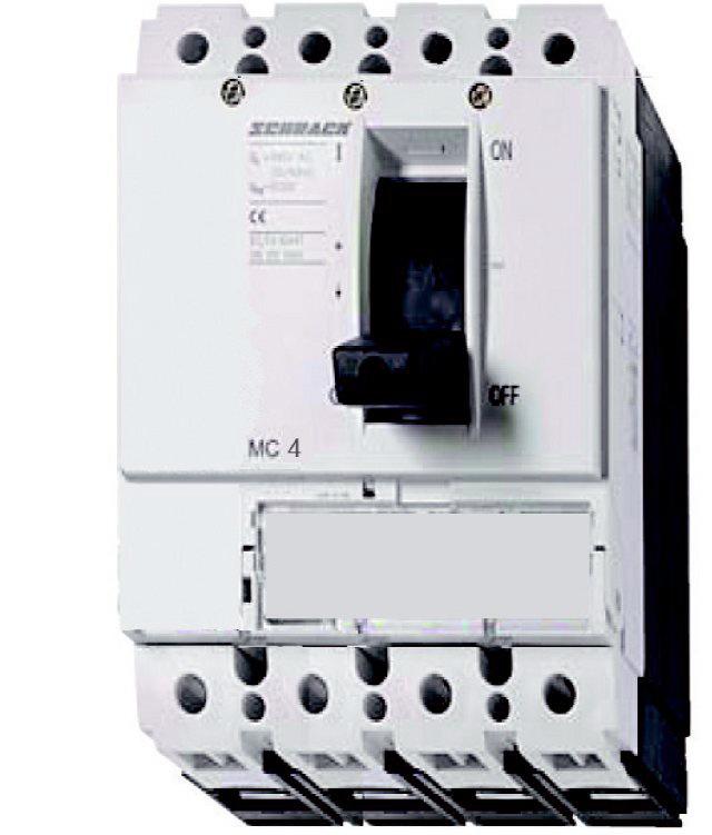 Comutatoare de sarcina MC, 1000Vcc, montaj fix30026
