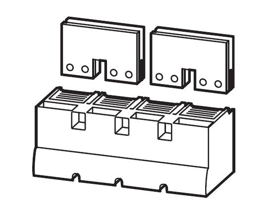 Comutatoare de sarcina MC, 1000Vcc, montaj fix30108