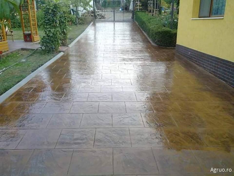 Montaj beton amprentat729