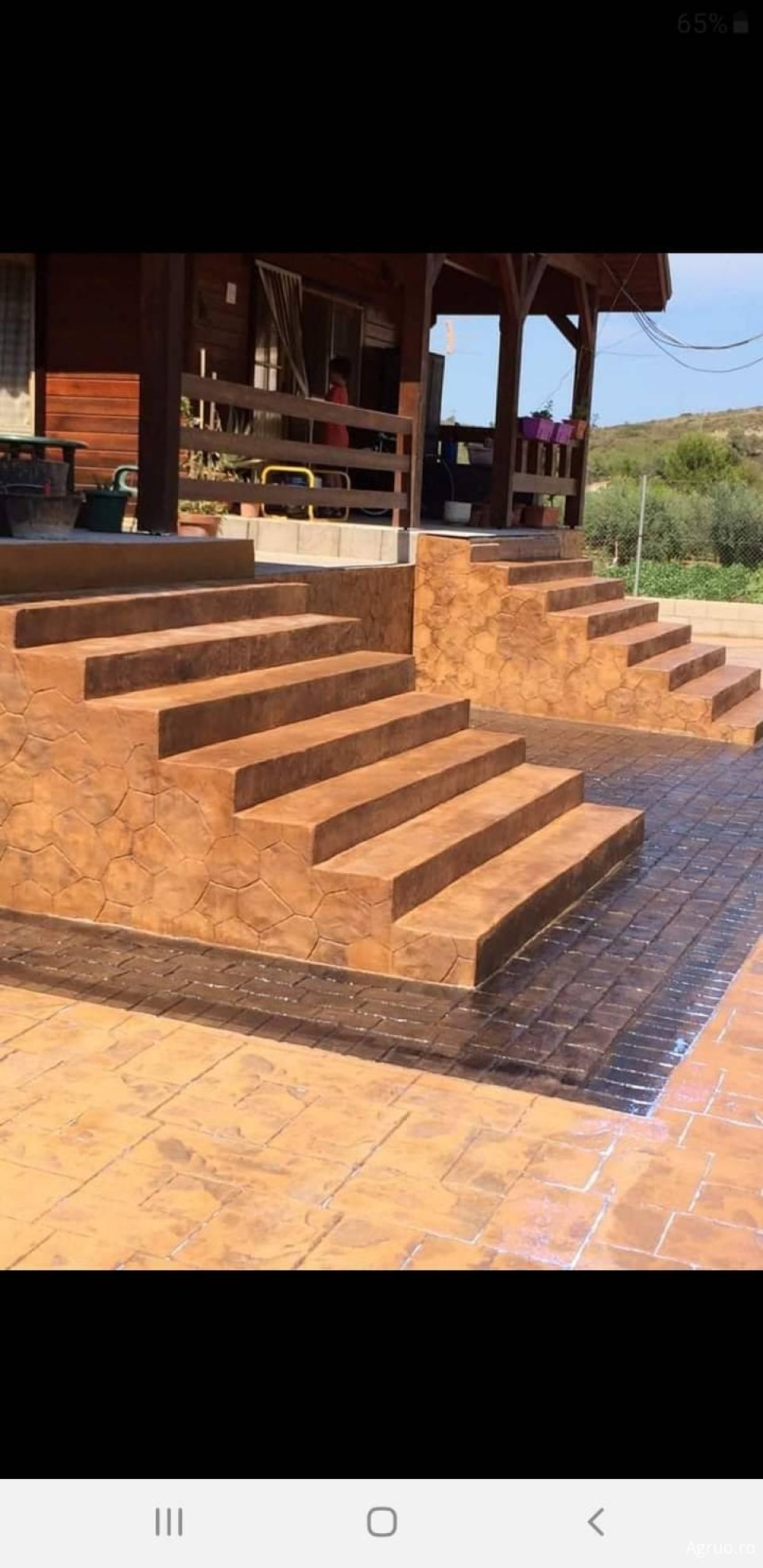 Montaj beton amprentat747