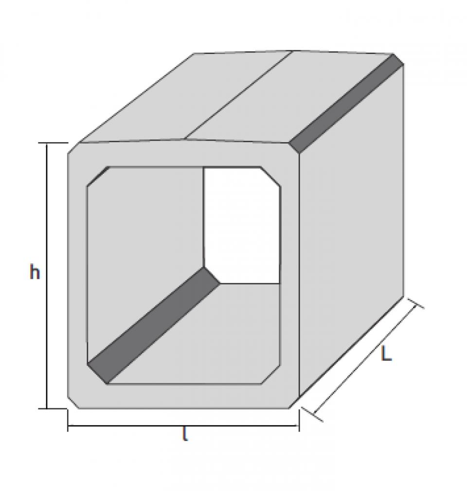 Cadru prefabricat tip P26983