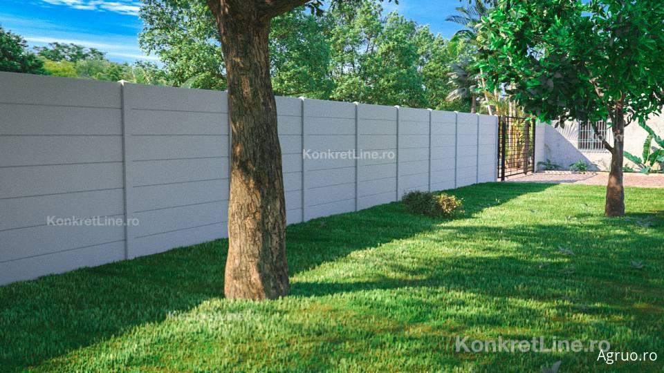 Placa de gard din beton7347
