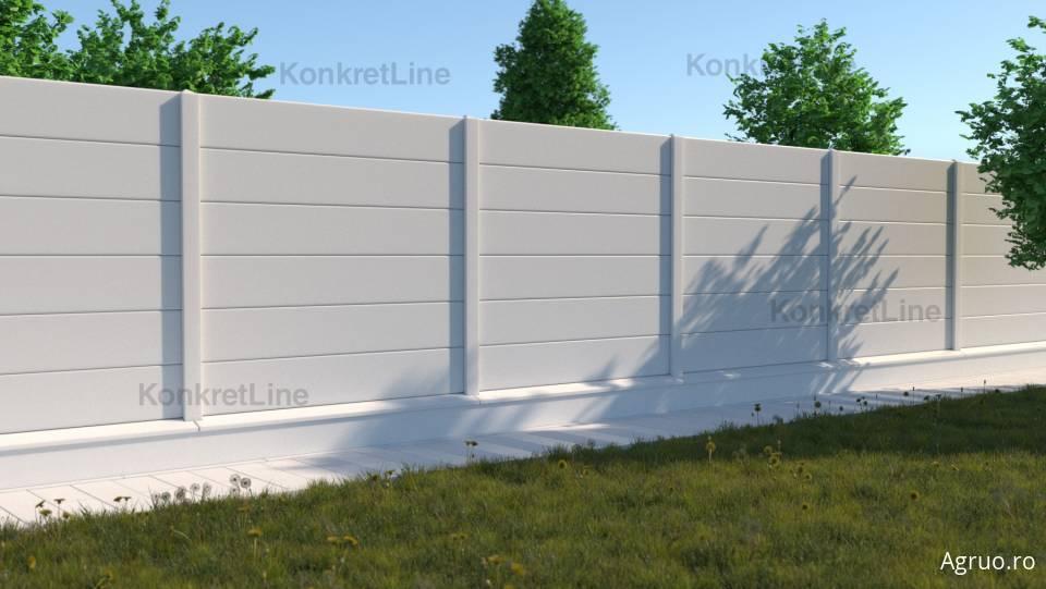 Placa de gard din beton7414