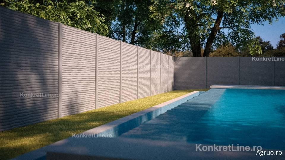 Placa de gard din beton7453