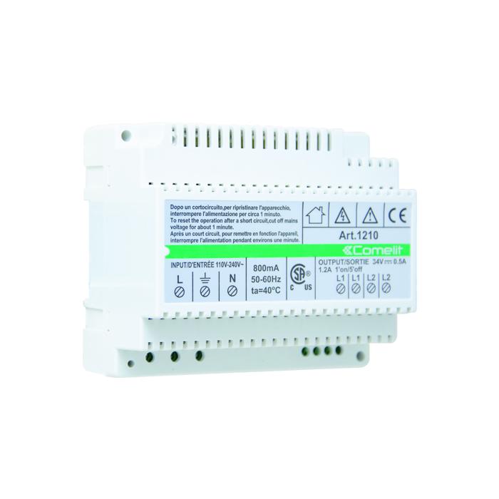 Accesorii pentru magistrale simple cu 2 fire35774