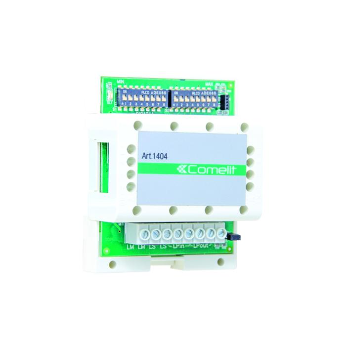 Accesorii pentru magistrale simple cu 2 fire35858