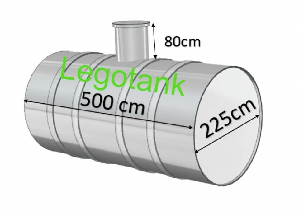 Rezervor subteran 20 MC8068