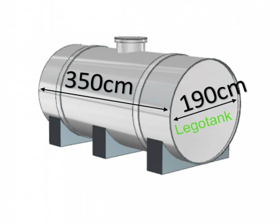 Rezervor orizontal 10 MC8071