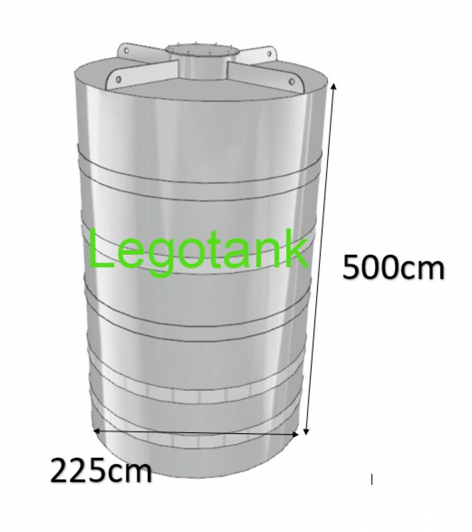 Rezervor vertical 20 MC8078